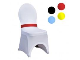 Opaska kolorowa na krzesło bankietowe