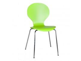 Futurystyczne krzesło Green
