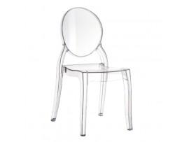 Krzesło Elie Transparent
