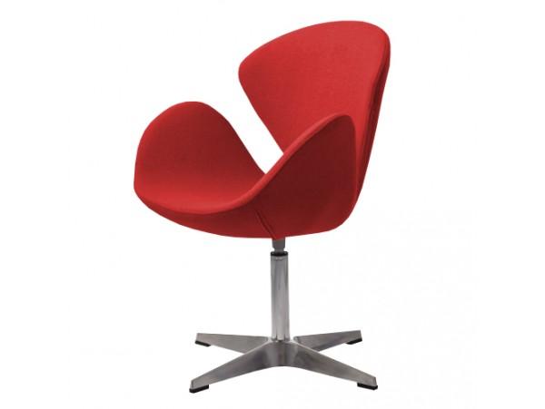 Fotel Hand Czerwony