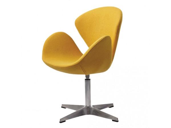 Fotel Hand Żółty