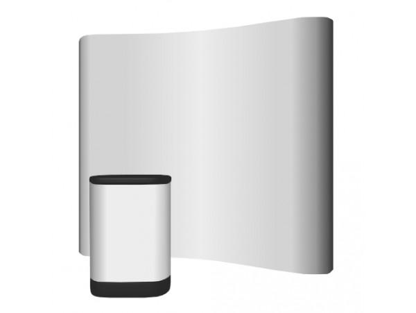 Ścianka łukowa 3x4