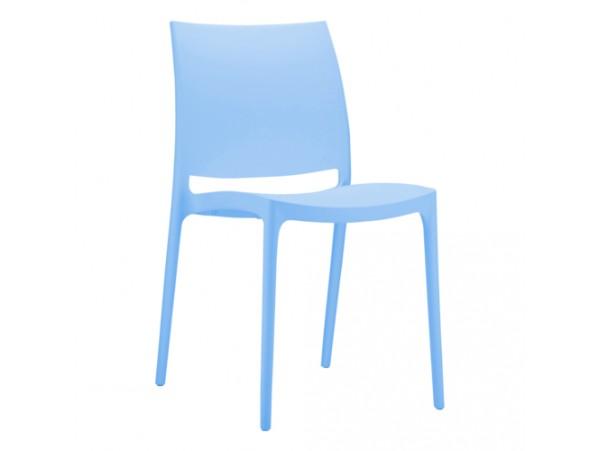 Krzesło Maya Niebieskie