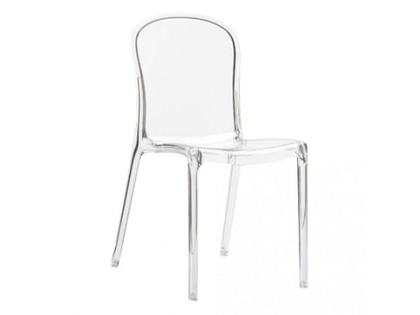 Krzesło Vic Transparent