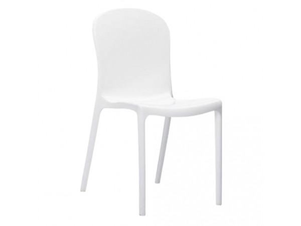Krzesło Vic White